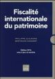 FISCALITE INTERNATIONALE DU PATRIMOINE